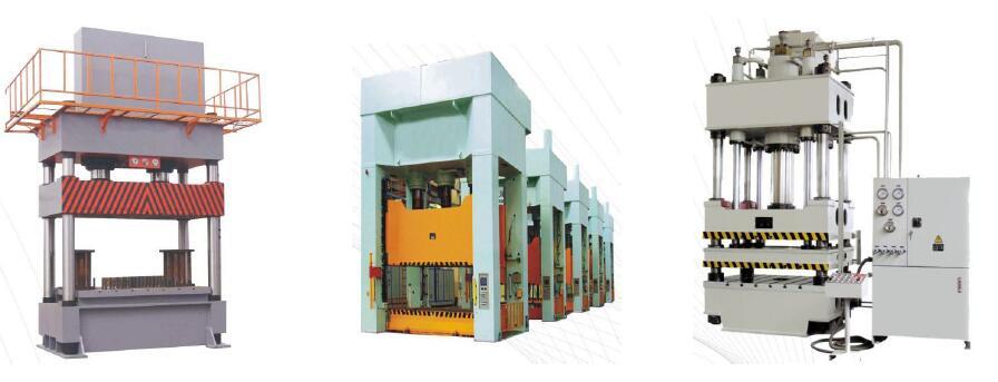 800吨框式液压机机型