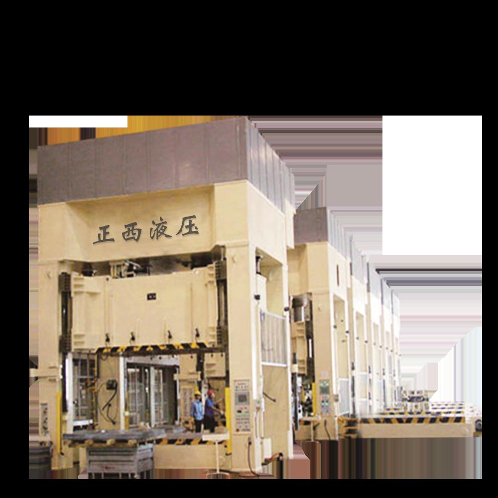 大型框式复合材料成型机